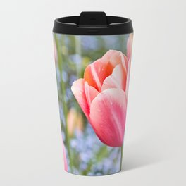 Keukenhof Tulips - Amsterdam Travel Mug