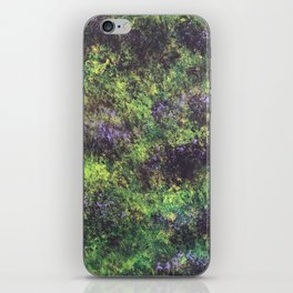 Field of Violets Series 3.1 iPhone Skin