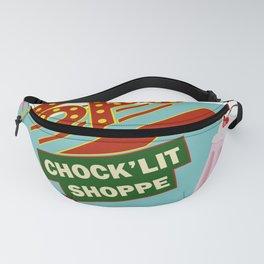Pops 1950s Chock'lit shoppe Fanny Pack