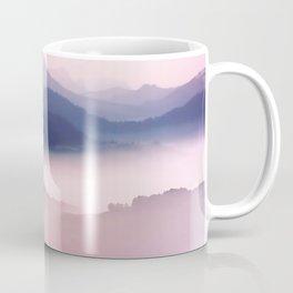 Foggy Mountains II Coffee Mug