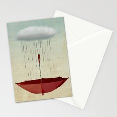 embracing chance Stationery Cards