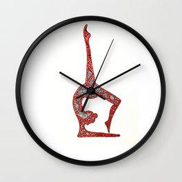yogi flex Wall Clock