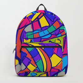 Color me in Backpack