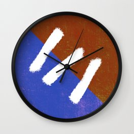 Stitch N Paint Wall Clock