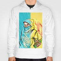 revolution Hoodies featuring Revolution by Alex Chystiakov