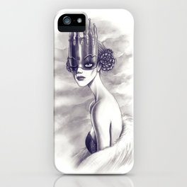 One Eyed Queen iPhone Case