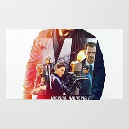 Mission Impossible 2018 Rug