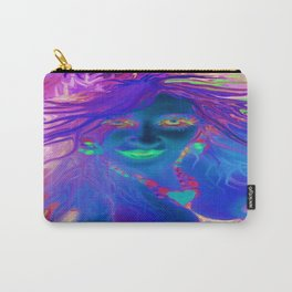 Art,fairy wood nymph,Nude ladykashmir hot ,pink,yellow,i pod,lap top,t shirt,cups,tote ,bags, Carry-All Pouch