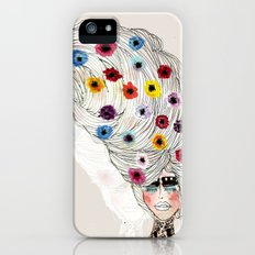 Flower Child iPhone (5, 5s) Slim Case