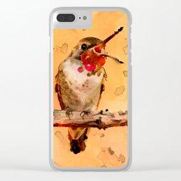My Territory Clear iPhone Case