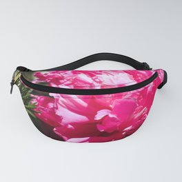 Peony and Pine Fanny Pack