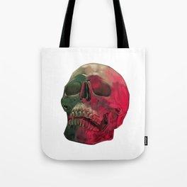 Skull Reflet Tote Bag