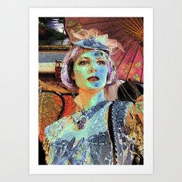 Madeline Art Print