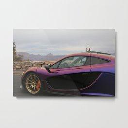 McLaren P1- Grand Canyon Metal Print