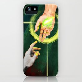 Dragon Age Inquisition - Hope iPhone Case