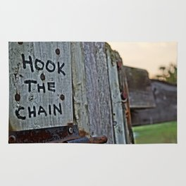 Hook the Chain Rug