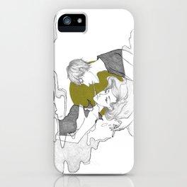 Breath iPhone Case