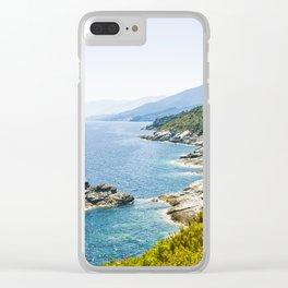 Corse 1.4 Clear iPhone Case
