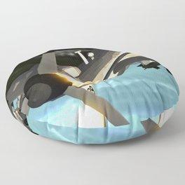 Fly:MQ-1 Floor Pillow
