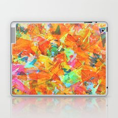 papier-machete Laptop & iPad Skin