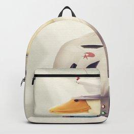 Justice Ducks - The Hero Backpack