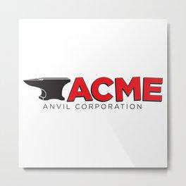 ACME ANVIL CORPORATION Metal Print