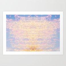 Vibrant Spring 1 Art Print