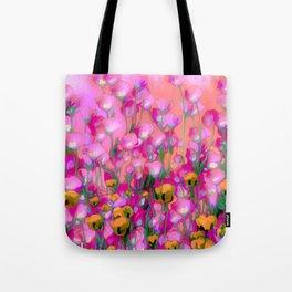Spring Blush too ... Tote Bag