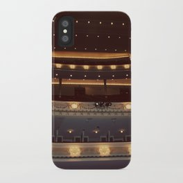 Chicago Orchestra Hall Color Photo iPhone Case
