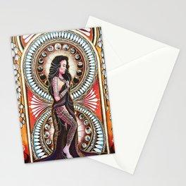 Visayan Woman Stationery Cards
