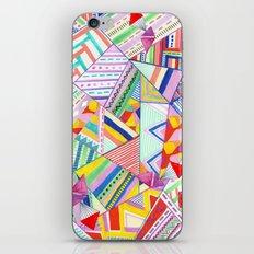 CIRCUS -C A N D Y- POP iPhone & iPod Skin
