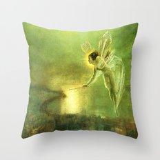 Spirit of the Night Throw Pillow