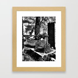 Water Well Photography Framed Art Print