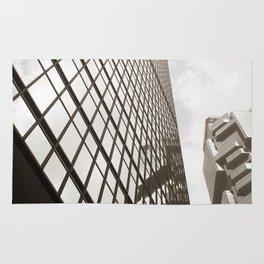 Skyscrapers Rug