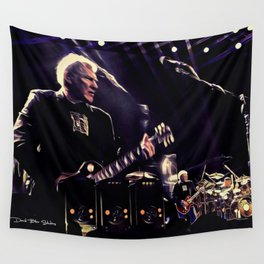 Rush - Snakes and Arrows Tour Wall Tapestry
