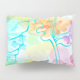Posie Cluster Pillow Sham