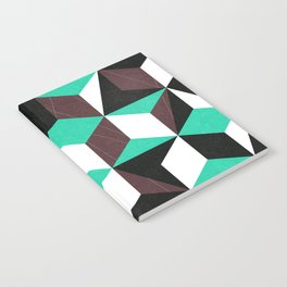 rhombus mania Notebook