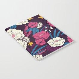 Jungle Pattern 007 Notebook