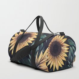 Sunflower Life Duffle Bag