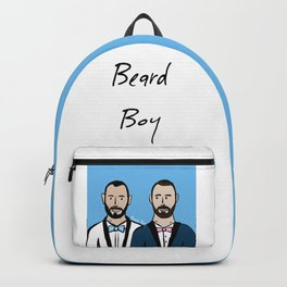 Beard Boy: Albert & Lucho Backpack