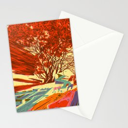 A bird never seen before - Fortuna series Stationery Cards