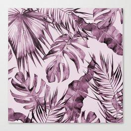 TROPICAL GARDEN 3 Canvas Print