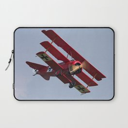 Fokker Dr1 - Red Baron  Triplane Laptop Sleeve