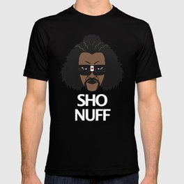 sho nuff - limited edition T-shirt
