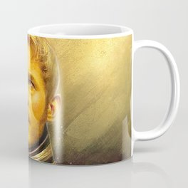 Starlord Guardians Of The Galaxy General Portrait Painting | Fan Art Coffee Mug
