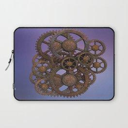 Steampunk Gears Laptop Sleeve