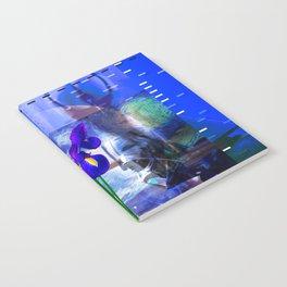 No Way No How < The NO Series (Blue) Notebook