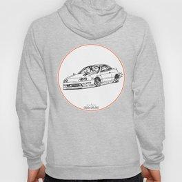 Crazy Car Art 0193 Hoody