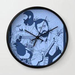 Avett Bros Wall Clock