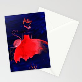 Topsy Turvy 2 Stationery Cards